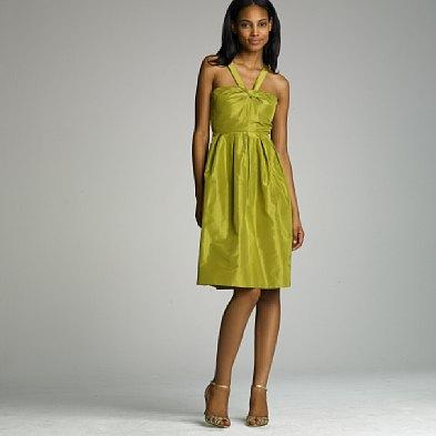 Green Dress #2