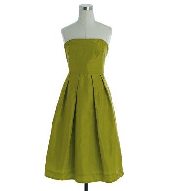 Green Dress #3